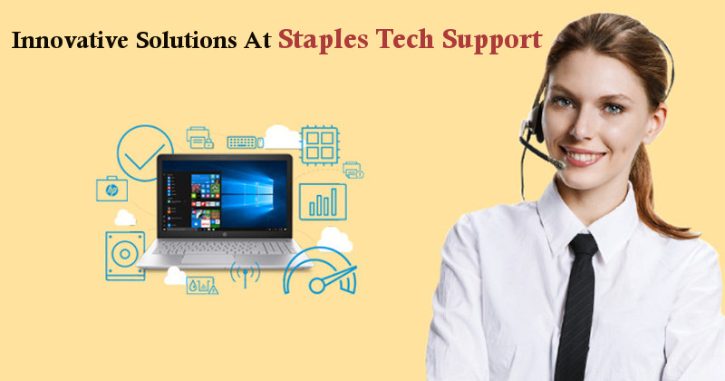 Staples Tech Support